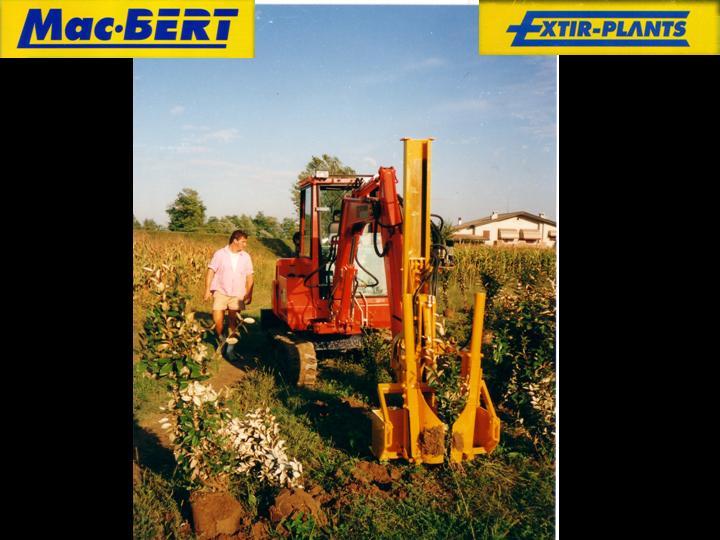 zollatrice escavatore hinowa