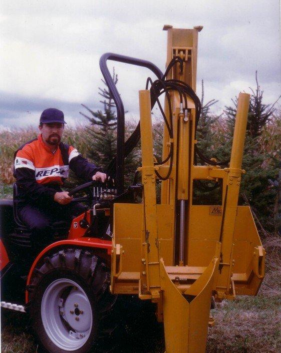 zollatrice trattore carraro