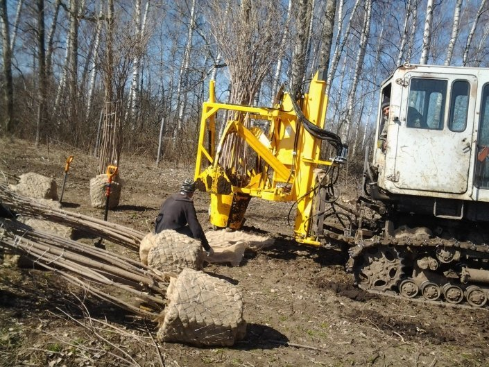 zollatrice russia escavatore